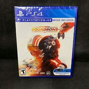 Star Wars Squadrons Playstation 4 / Ps4 Brand New