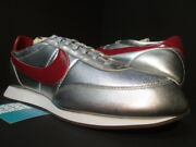 2011 Nike Air Tailwind Night Track Nrg Disco Silver Off White Red 518481-061 13