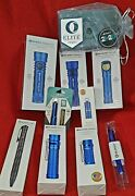 Olight Limited Edition Blue Bundle All Sealed Sold Out