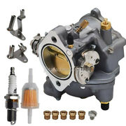 New Super E Carburetor For Harley Big Twin And Sportster Shorty Carb Super E