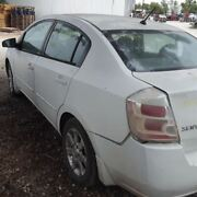 Driver Front Door Electric Without Body Side Mouldings Fits 07-12 Sentra 413603