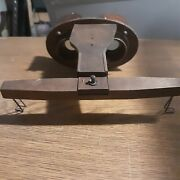 Vintage Stereoscope 3d Picture Viewer Wood /metal Antique Collectible With Cards