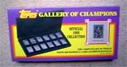 1988 Topps Gallery Of Champions Aluminum Set Sealed
