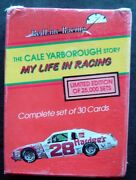 My Life In Racing Redline Card Set The Cale Yarborough Story Mib Sealed 30 Cards