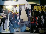 Powers Vol 1 2000 Story Signed By Brian Michael Bendis. Complete Collecciandoacuten.rare