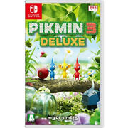 Pikmin 3 Deluxe Korean Nintendo Switch Game + Tracking English Support