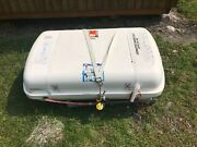 Viking 25 Iba Life Raft Automatic Launch Cradle Uscg Approved Made 10-2015