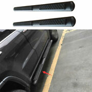 For 2011-20 Jeep Grand Cherokee Aluminum Running Board Side Step Nerf Bar Pedal
