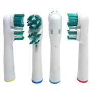 16x Toothbrush Replacement Heads Compatible For Oralbandnbsp Brand New