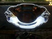 International Silver Company Is 448 Candy Dish