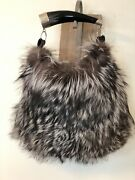 Tres Chic Hobo Fox Far With Natural Shed Horn Handle