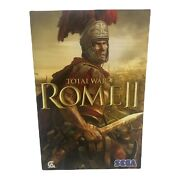 Total War Rome Ii 2 - Windows Pc - Genuine Instruction Manual Booklet Only
