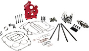 Feuling Hp+ 472 Chain Camchest Kit 17-20 Harley Oil Cooled M8 Touring Flhx Flhr