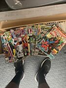 Huge 25 Comic Book Lot-marvel, Dc, Indies- Free Shipping Vf+ To Nm+ All