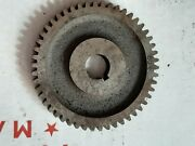 50 South Bend 9 10k Metal Lathe 50 Tooth Change Gear 3/8 Thick 9/16 Bore