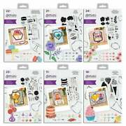 Gemini - Stamp And Die Layering Sweet And Floral By Crafters Companion You Pick New