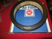 Nos 68 - 69 Chevelle Impala 396 427 Closed Element Air Cleaner Air Filter A329c
