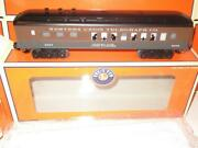 Lionel Limited Production - 19685 Western Union Dining Car - 0/027- Mint -a1