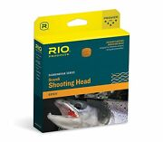 Rio New Scandi Short 450-gr 7 Wt Spey Rod Connectcore Shooting Fly Line Head