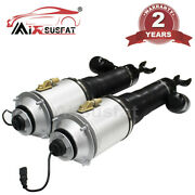 For Bentley Continental Gt Vw Phaeton 2 Front Air Suspension Strut 3w0616040 New