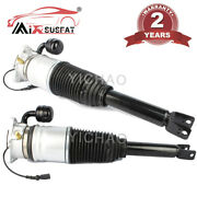 For Bentley Continental Rear Left Right Air Suspension Shock Strut 3w5616001d