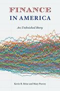 Finance In America An Unfinished Story Brine Poovey 9780226502182 Pb+=