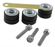 1968-1972 Gto And Chevelle Wiper Motor Grommets And Screws