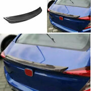 For Honda Civic Fc 2016-2020 Cm Style Rear Spoiler Tail Trunk Duck Tail Wing Bar