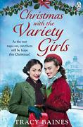 Christmas With The Variety Girls By Tracy Baines English Paperback Book Free S