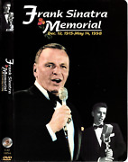 Frank Sinatra Movies On Dvd 3rd 1 Free Soundtrack Singer Actor Producer .