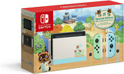New Nintendo Switch Console Animal Crossing New Horizons 32gb Special Editionandnbsp