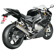 Akrapovic Bmw S1000rr 15-19 Titanium Evolution Line Exhaust