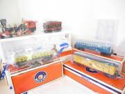 The Lionel Vault - 52300 Lcca Halloween General Set- Loco And Cars- Boxed- Ln - A2