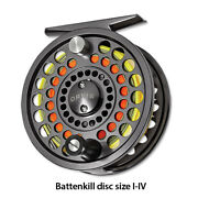 New Orvis Battenkill Disc Iii Fly Reel For 5, 6 Or 7 Wt Rod - Free Us Shipping