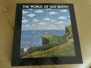 The World Of Guy Buffet Flat Signed 254 Page Paperback Book Not Inscribed