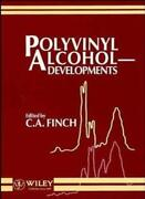 Polyvinyl Alcohol--developments By Finch New 9780471998501 Fast Free Shipping+=