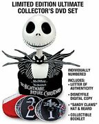 The Nightmare Before Christmas Ultimate Collector's Dvd Set + Digital Copy