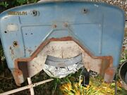 Used 1930/31 Ford Model A Coupe/original Firewall/modified F/59 Cadillac 500 Eng