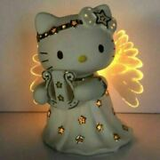 Hello Kitty Pottery Angel Doll Figure Fiber Doll Light Up And Music Animation Jp