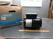 New Genuine Thermo King 1040741 Evaporator Motor Assembly. Dual Shaft. Free Ship