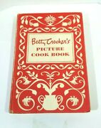 Betty Crocker's Picture Cook Book 1st Edition 9th Printing 1950