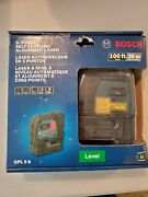 Bosch 5-point Self-leveling Alignment Laser Gpl5 Reconditioned