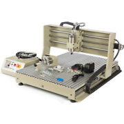 Usb 4axis 6090 Engraver Machine Cnc Router 1.5kw Mill/drilling+controller Rc
