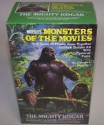 Moebius Monsters Of The Movies The Mighty Kogar 112 Scale Builder Kit 2012 Nib
