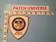 The Community College Of Baltimore County Maryland Shoulder Patch O112