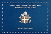Vatican City - Bu Euro Coins Set - Pope Paolo Ll - 2002