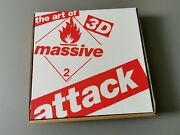 Massive Attack Limited 350 Copies Vinyl 12 + 400 Pages Book 3d And The Art Of