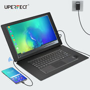 Uperfect 13.3 Inch Portable Monitor Fhd 1920 X1080 Ips Lcd Touchscreen Gaming