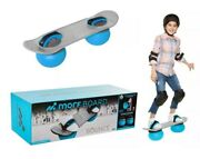 Morfboard Bouncers Attachment - Silver Cyan - Upc192995502802 New And Open Box