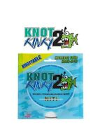 Aquateko Knot 2 Kinky Nickle Titanium Knottable Wire Fishing Leader Select Size